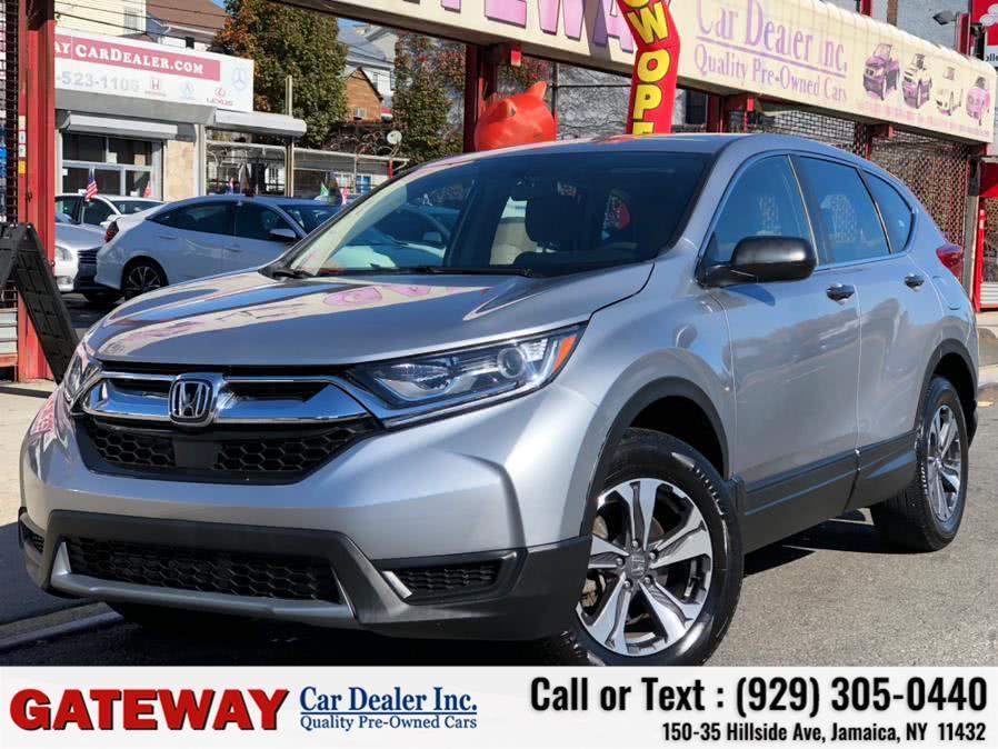 Used 2018 Honda CR-V in Jamaica, New York   Gateway Car Dealer Inc. Jamaica, New York