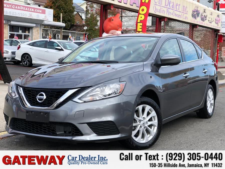 Used 2018 Nissan Sentra in Jamaica, New York | Gateway Car Dealer Inc. Jamaica, New York