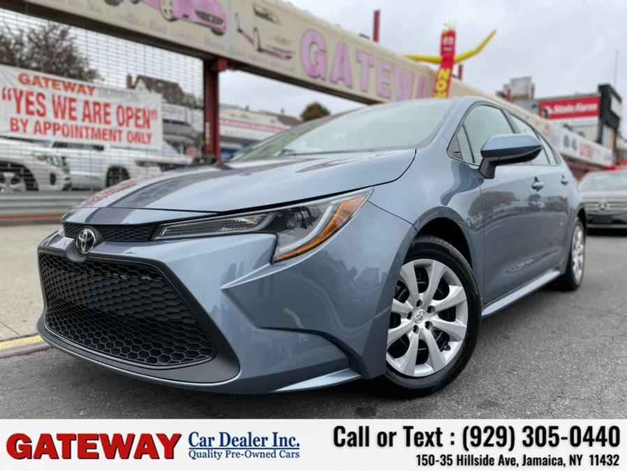 Used 2020 Toyota Corolla in Jamaica, New York | Gateway Car Dealer Inc. Jamaica, New York