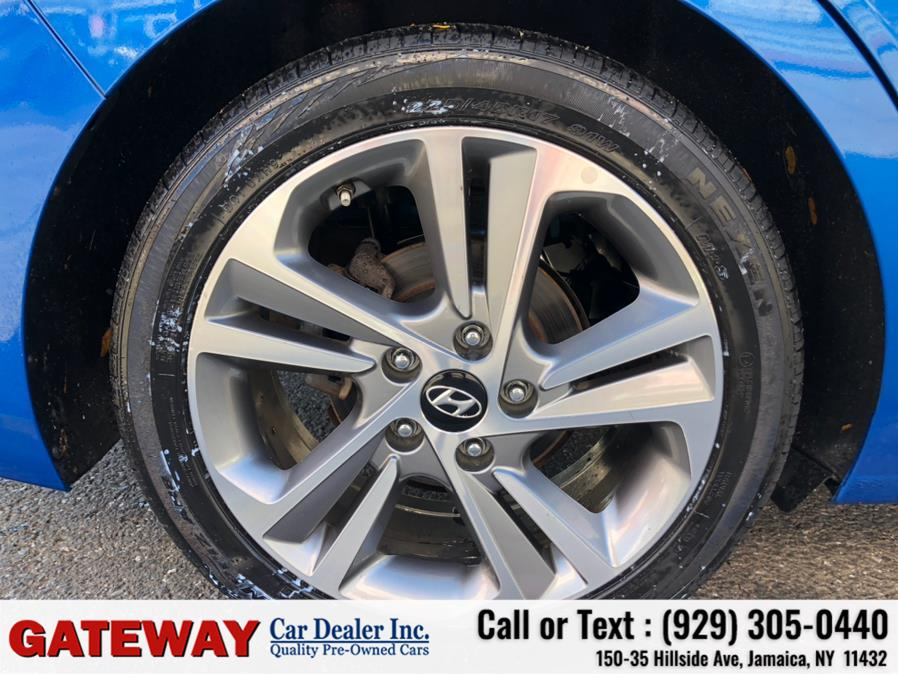 Used Hyundai Elantra Limited 2.0L Auto (Ulsan) *Ltd Avail* 2017 | Gateway Car Dealer Inc. Jamaica, New York