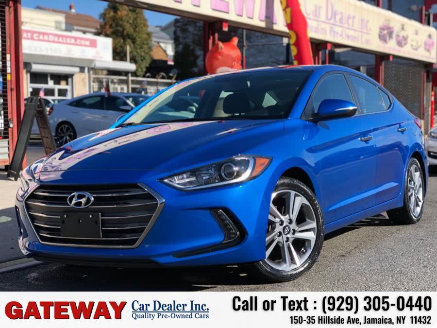 Used 2017 Hyundai Elantra in Jamaica, New York | Gateway Car Dealer Inc. Jamaica, New York