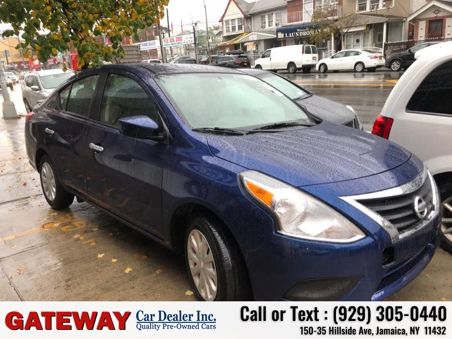 Used 2019 Nissan Versa Sedan in Jamaica, New York | Gateway Car Dealer Inc. Jamaica, New York