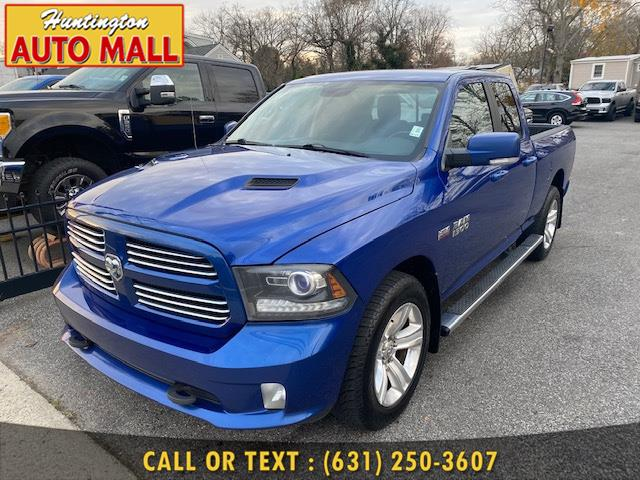 "Used Ram 1500 4WD Quad Cab 140.5"" Sport 2014 