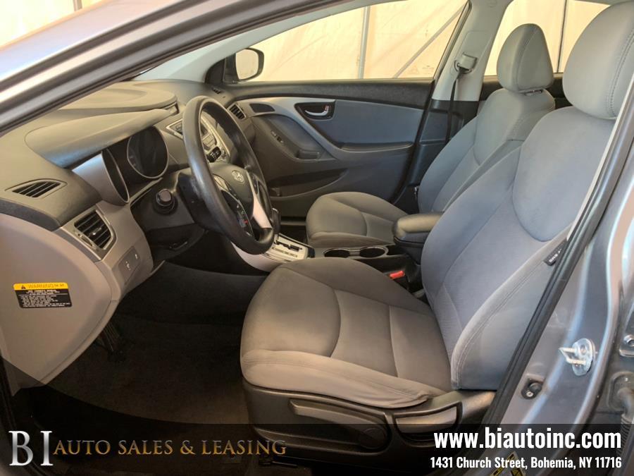 Used Hyundai Elantra 4dr Sdn Auto GLS PZEV 2011 | B I Auto Sales. Bohemia, New York