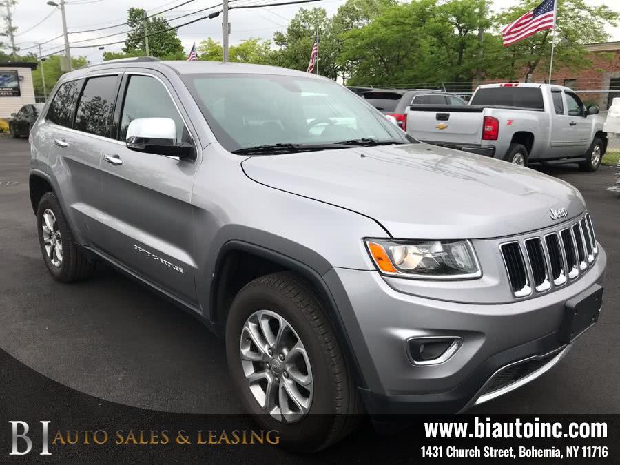 Used Jeep Grand Cherokee 4WD 4dr Limited 2016 | B I Auto Sales. Bohemia, New York