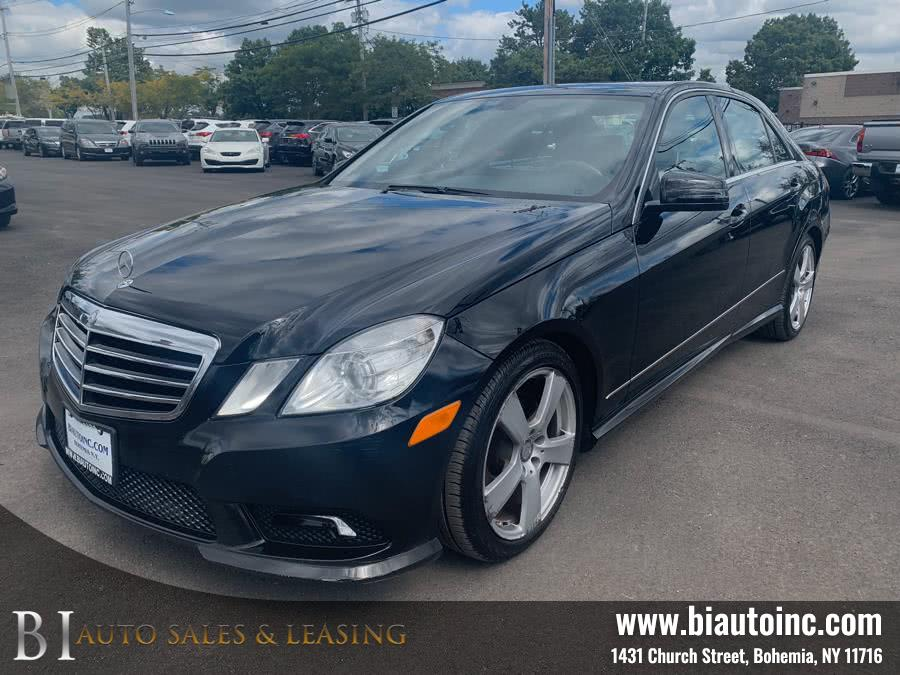 Used Mercedes-Benz E-Class 4dr Sdn E 350 Luxury 4MATIC 2011 | B I Auto Sales. Bohemia, New York