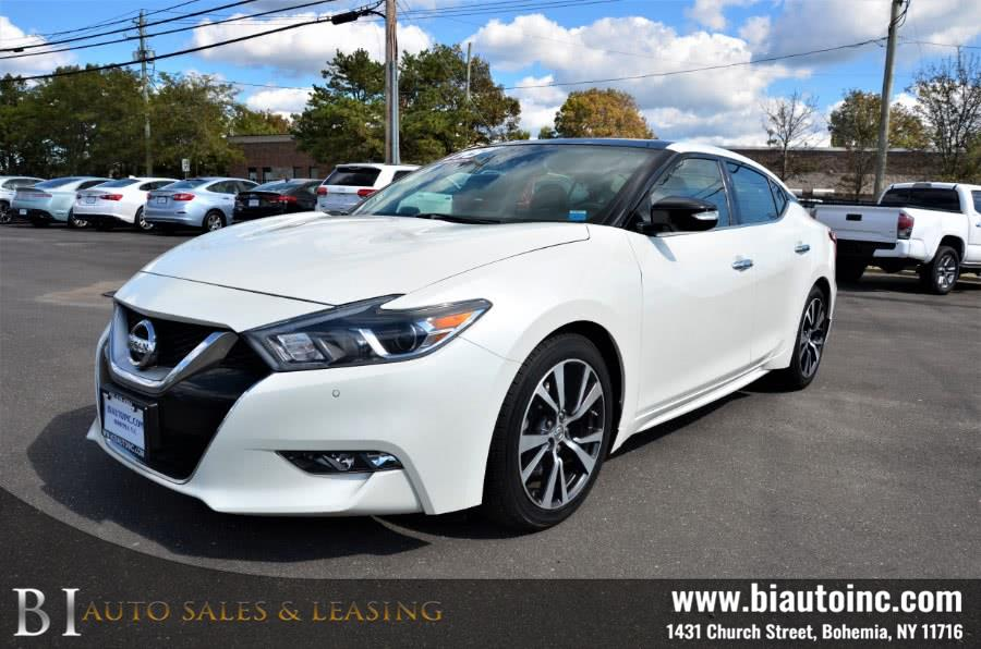 Used 2017 Nissan Maxima in Bohemia, New York | B I Auto Sales. Bohemia, New York