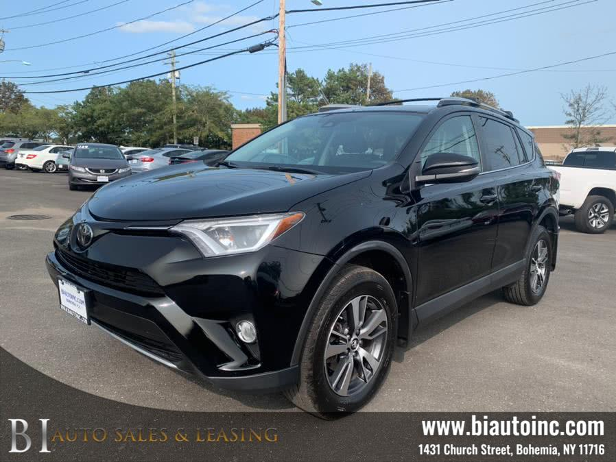 Used Toyota RAV4 XLE AWD (Natl) 2017 | B I Auto Sales. Bohemia, New York