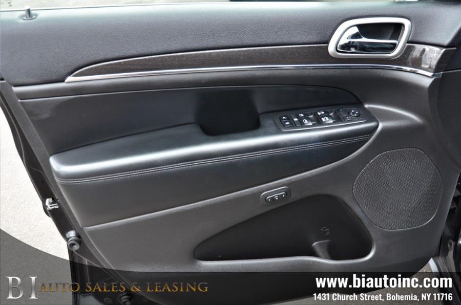 Used Jeep Grand Cherokee Limited 4x4 2018 | B I Auto Sales. Bohemia, New York