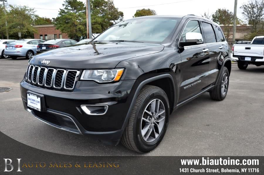Used Jeep Grand Cherokee Limited 4x4 2018 | B I Auto Sales. Bohemia, New York