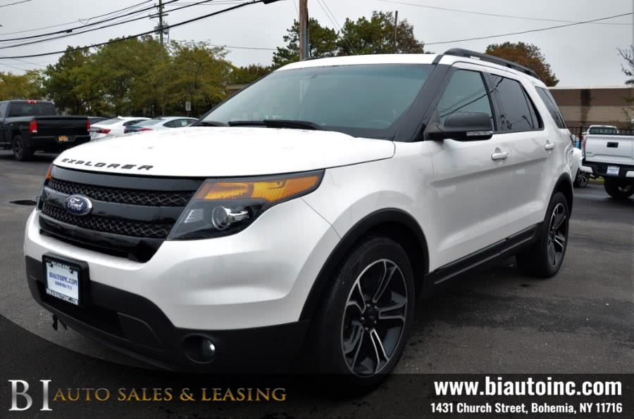 Used 2015 Ford Explorer in Bohemia, New York | B I Auto Sales. Bohemia, New York