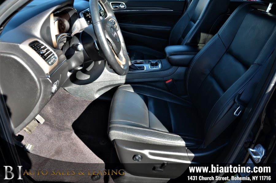 Used Jeep Grand Cherokee Limited 4x4 2017 | B I Auto Sales. Bohemia, New York