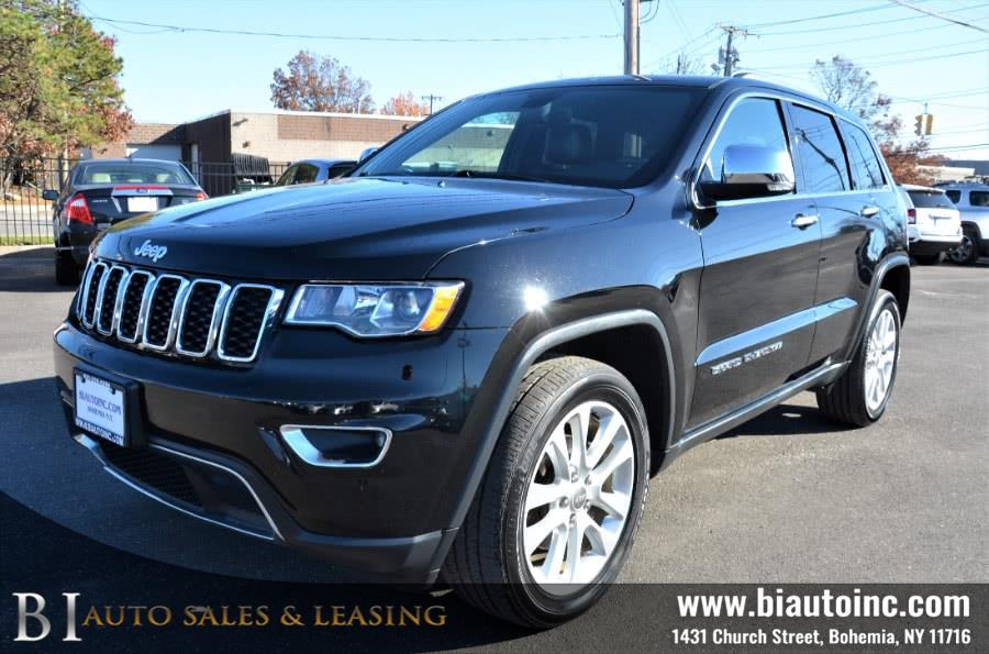Used Jeep Grand Cherokee Limited 4x4 2017 | B I Auto Sales. Bohemia, New York