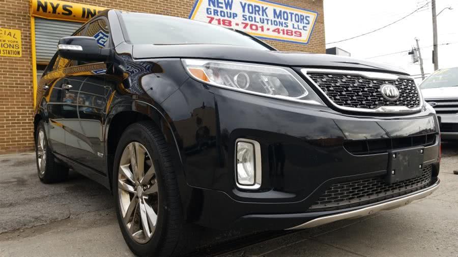 Used Kia Sorento AWD 4dr V6 SX Limited 2014 | New York Motors Group Solutions LLC. Bronx, New York