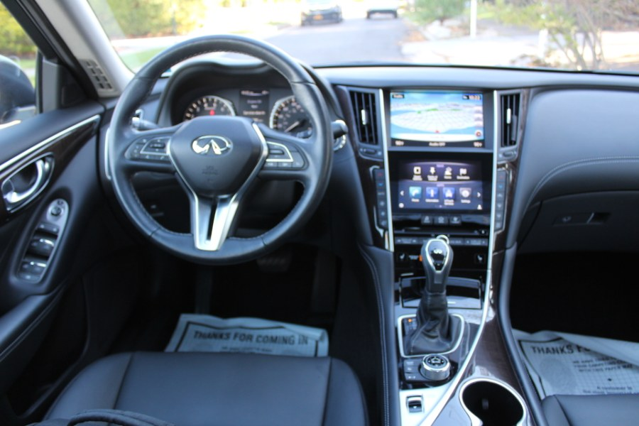 2018 INFINITI Q50 3.0t LUXE AWD, available for sale in Great Neck, NY