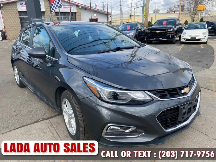 Used Chevrolet Cruze 4dr HB 1.4L LT w/1SC 2017 | Lada Auto Sales. Bridgeport, Connecticut