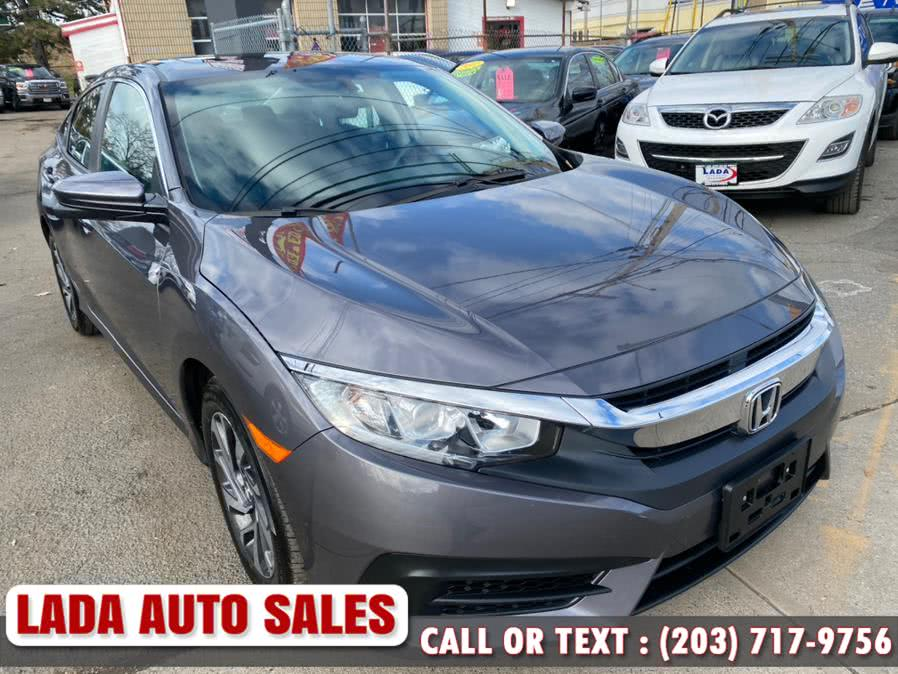 Used Honda Civic Sedan EX CVT 2017 | Lada Auto Sales. Bridgeport, Connecticut