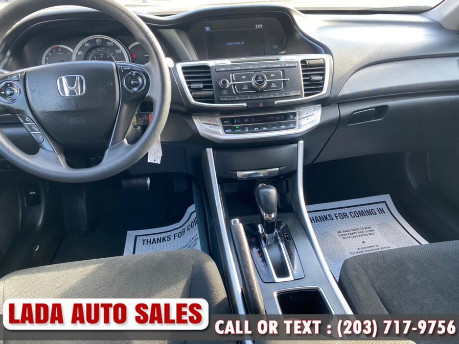 Used Honda Accord Sdn 4dr I4 CVT LX 2013 | Lada Auto Sales. Bridgeport, Connecticut