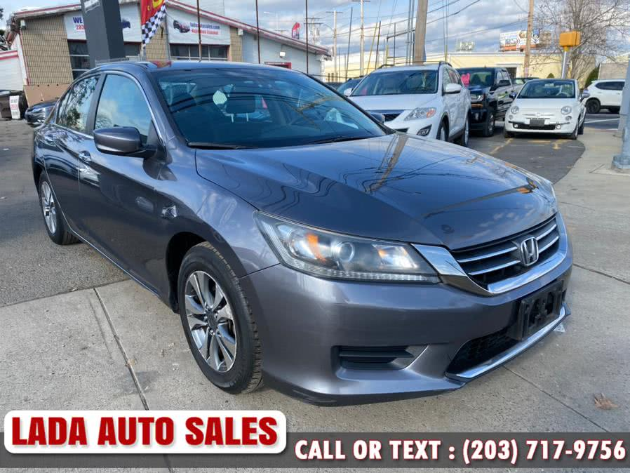 Used Honda Accord Sdn 4dr I4 CVT LX 2013 | Lada Auto Sales. Bridgeport, Connecticut