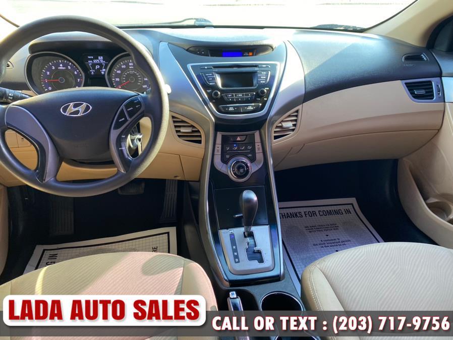 Used Hyundai Elantra 4dr Sdn Auto GLS 2013 | Lada Auto Sales. Bridgeport, Connecticut