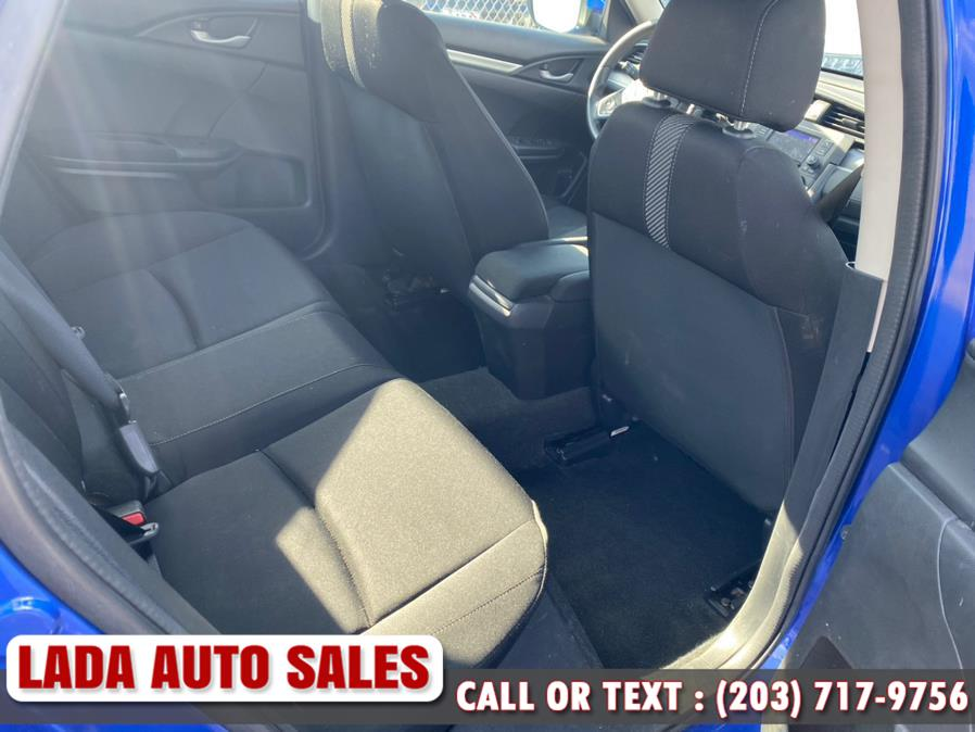 Used Honda Civic Sedan LX CVT 2018 | Lada Auto Sales. Bridgeport, Connecticut