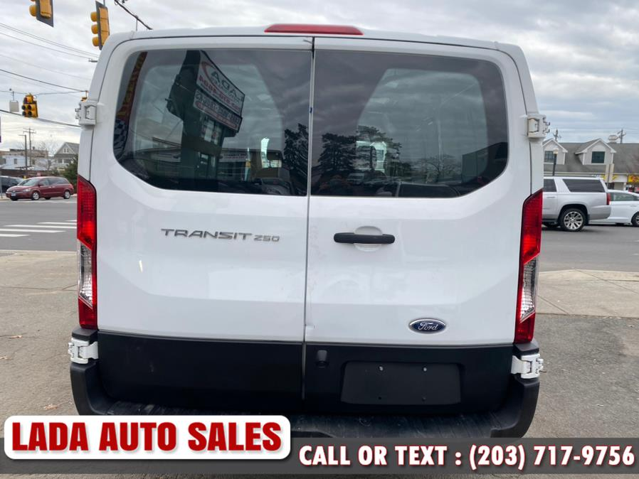 """Used Ford Transit Van T-250 130"""" Low Rf 9000 GVWR Swing-Out RH Dr 2017 