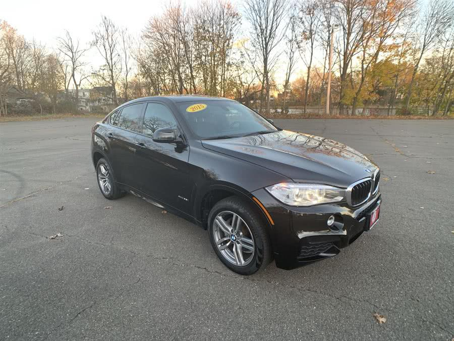 Used 2015 BMW X6 in Stratford, Connecticut | Wiz Leasing Inc. Stratford, Connecticut