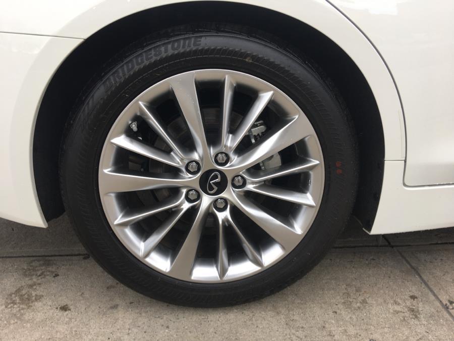 Used INFINITI Q50 3.0t LUXE 2020 | Sylhet Motors Inc.. Jamaica, New York