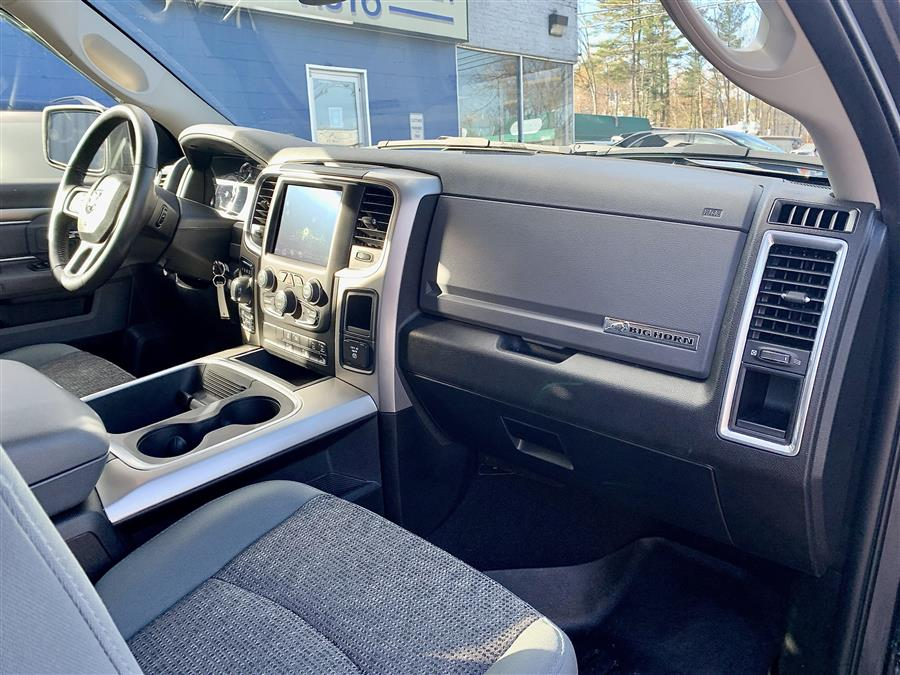 Used Ram 1500 BIG HORN 2018 | Second Street Auto Sales Inc. Manchester, New Hampshire