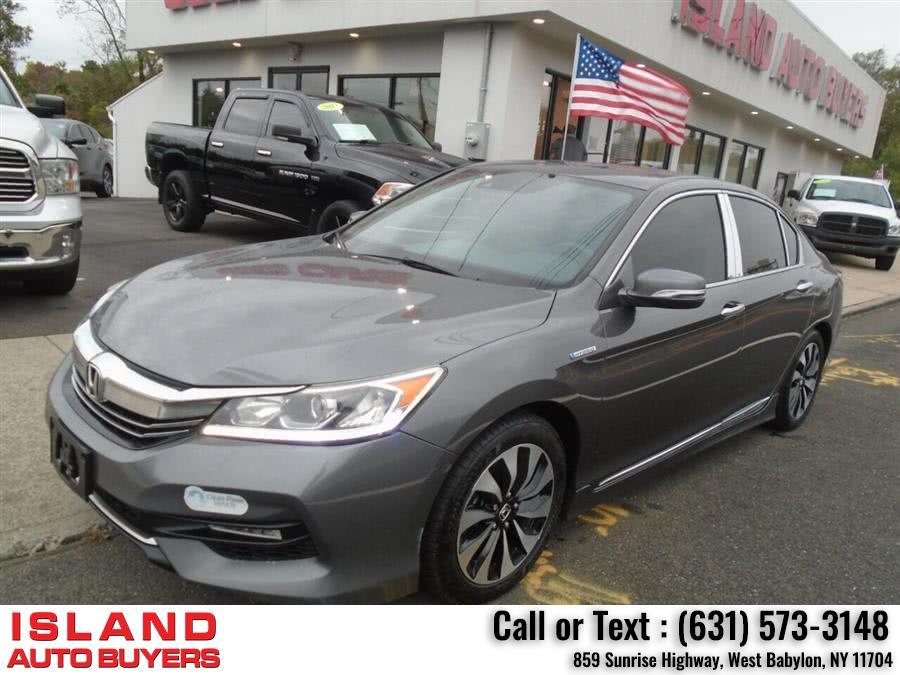 Used Honda Accord Hybrid EX L 4dr Sedan 2017   Island Auto Buyers. West Babylon, New York