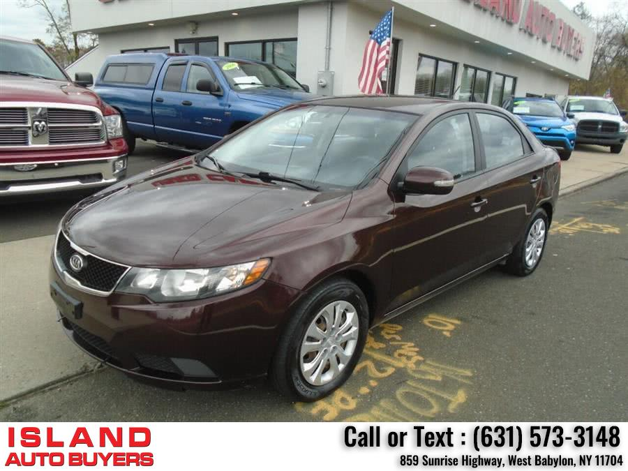 2010 Kia Forte EX photo