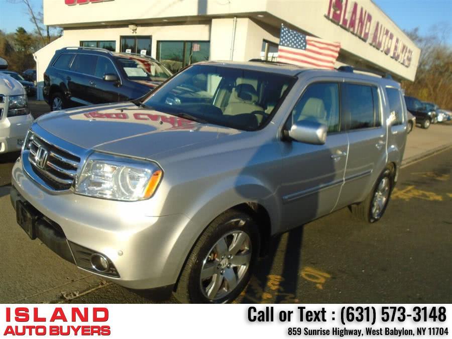 Used Honda Pilot Touring 4x4 4dr SUV 2013 | Island Auto Buyers. West Babylon, New York