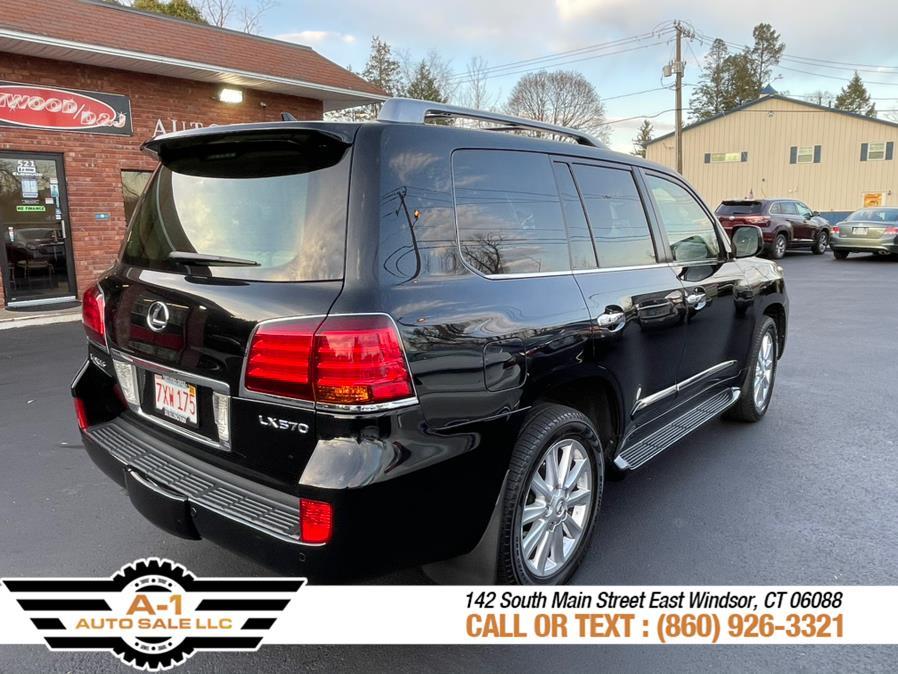 Used Lexus LX 570 4WD 4dr 2008 | A1 Auto Sale LLC. East Windsor, Connecticut
