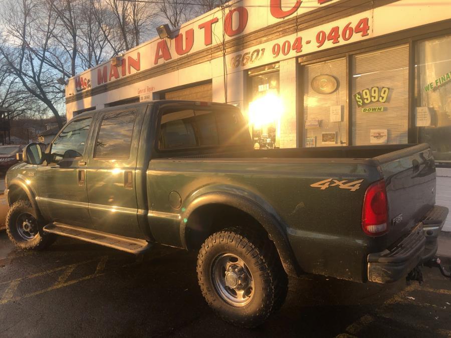 "Used Ford Super Duty F-250 Crew Cab 172"" Lariat 4WD 2004   Main Auto Sales LLC. Hartford, Connecticut"