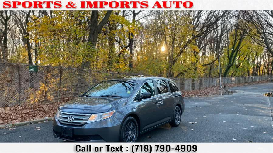 Used 2012 Honda Odyssey in Brooklyn, New York | Sports & Imports Auto Inc. Brooklyn, New York