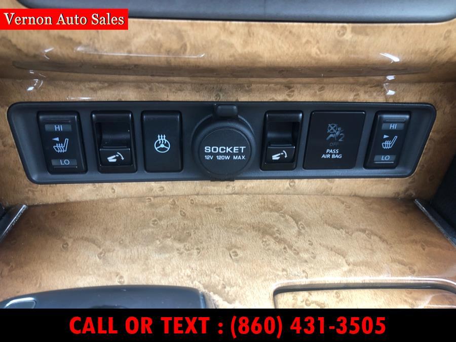 Used INFINITI QX80 4WD 4dr 2014 | Vernon Auto Sale & Service. Manchester, Connecticut