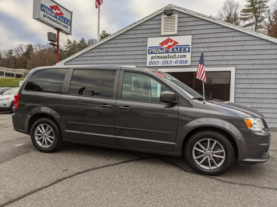 Used 2016 Dodge Grand Caravan in Thomaston, Connecticut