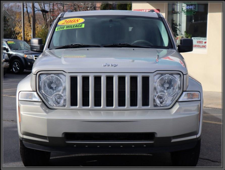Used Jeep Liberty 4WD 4dr Sport 2008 | My Auto Inc.. Huntington Station, New York