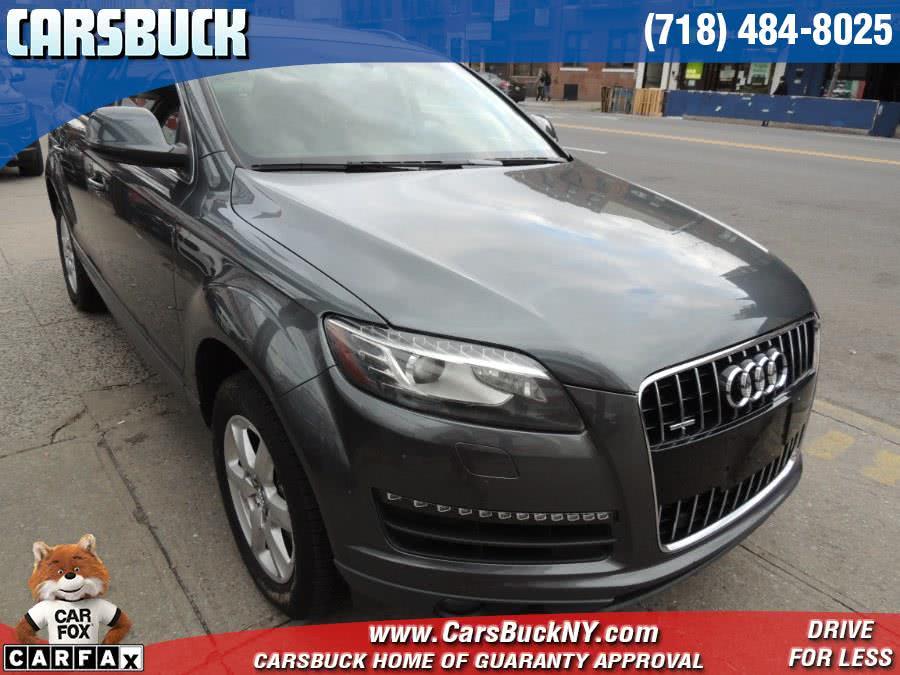 Used 2014 Audi Q7 in Brooklyn, New York | Carsbuck Inc.. Brooklyn, New York