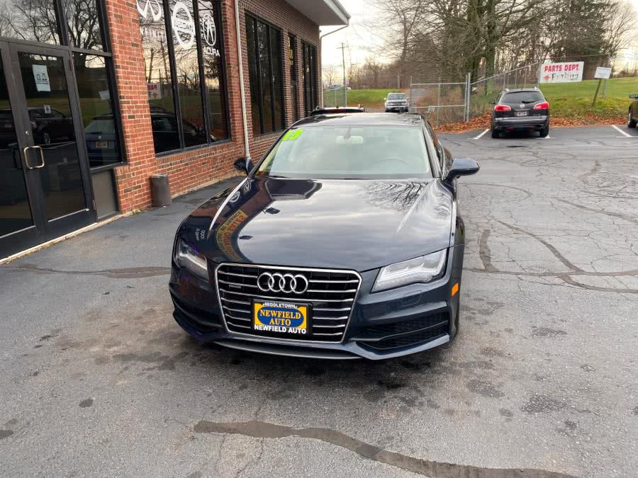 Used 2013 Audi A7 in Middletown, Connecticut | Newfield Auto Sales. Middletown, Connecticut