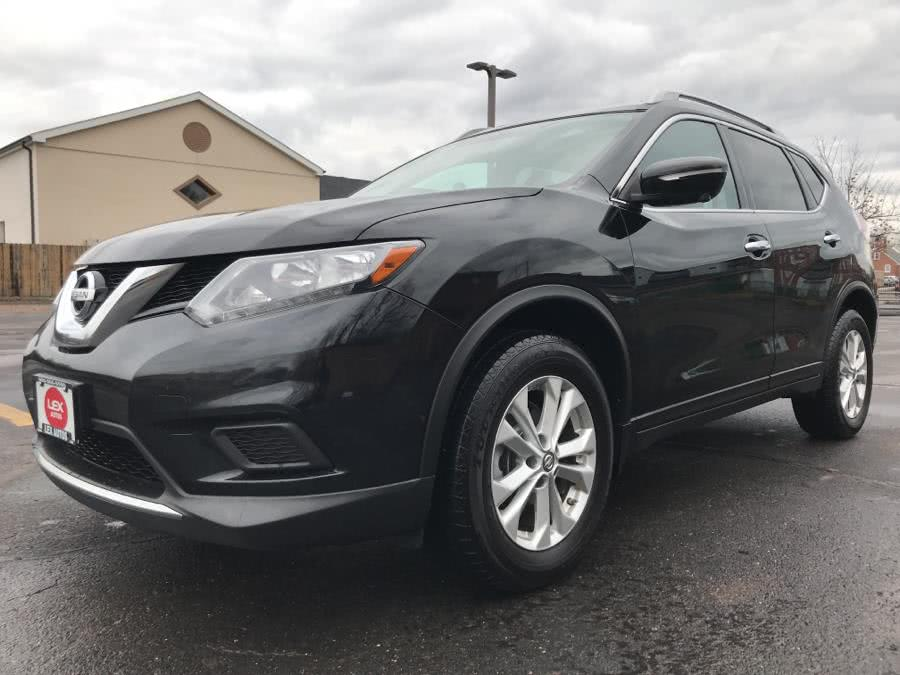 Used Nissan Rogue AWD 4dr SV 2014 | Lex Autos LLC. Hartford, Connecticut
