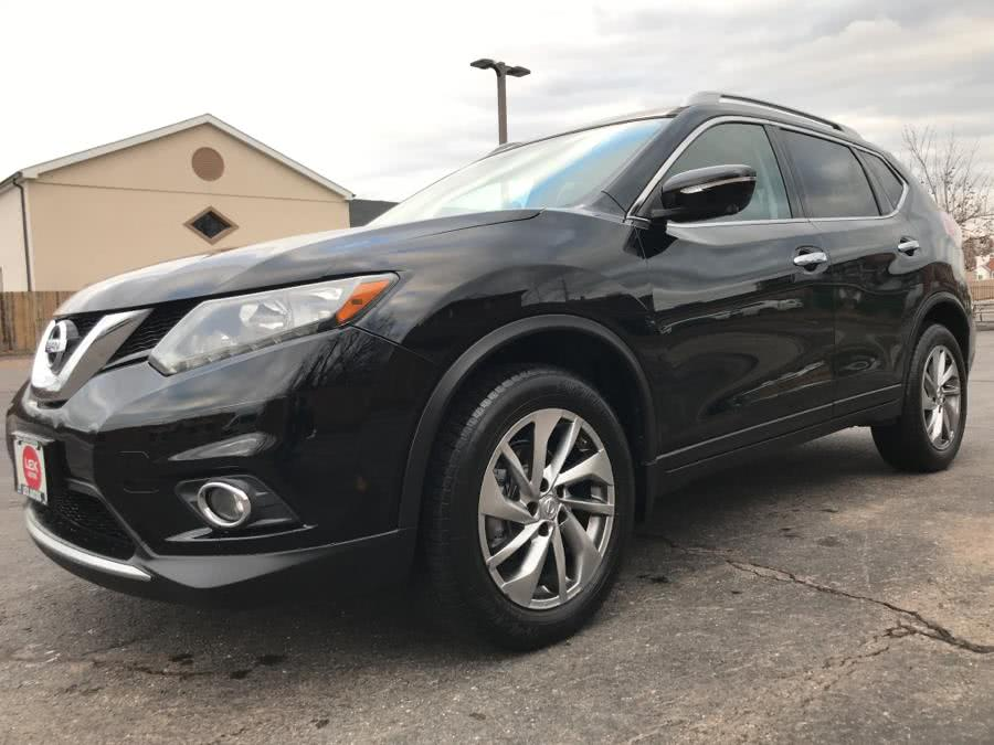 Used Nissan Rogue AWD 4dr SL 2014 | Lex Autos LLC. Hartford, Connecticut