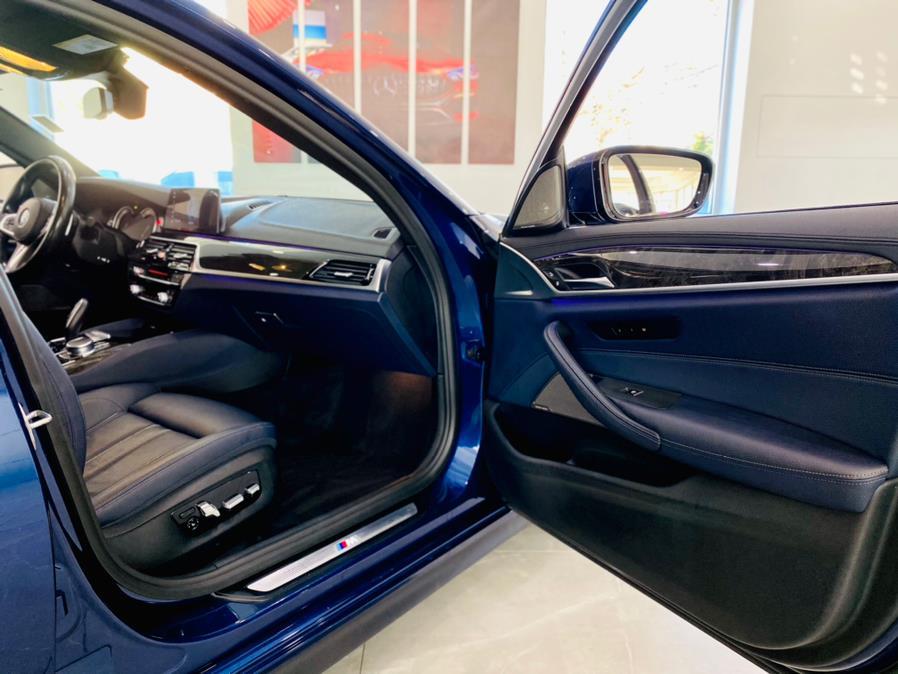 Used BMW 5 Series 540i Sedan 2017 | Luxury Motor Club. Franklin Square, New York