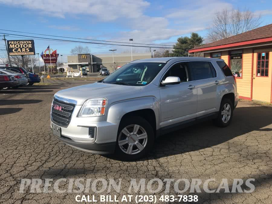 Used 2016 GMC Terrain in Branford, Connecticut | Precision Motor Cars LLC. Branford, Connecticut