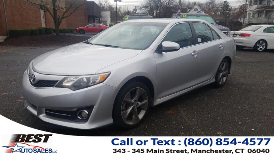 Used Toyota Camry 4dr Sdn I4 Auto SE Sport (Natl) *Ltd Avail* 2014 | Best Auto Sales LLC. Manchester, Connecticut
