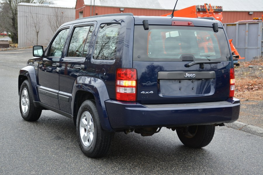 Used Jeep Liberty 4WD 4dr Sport 2012 | New Beginning Auto Service Inc . Ashland , Massachusetts