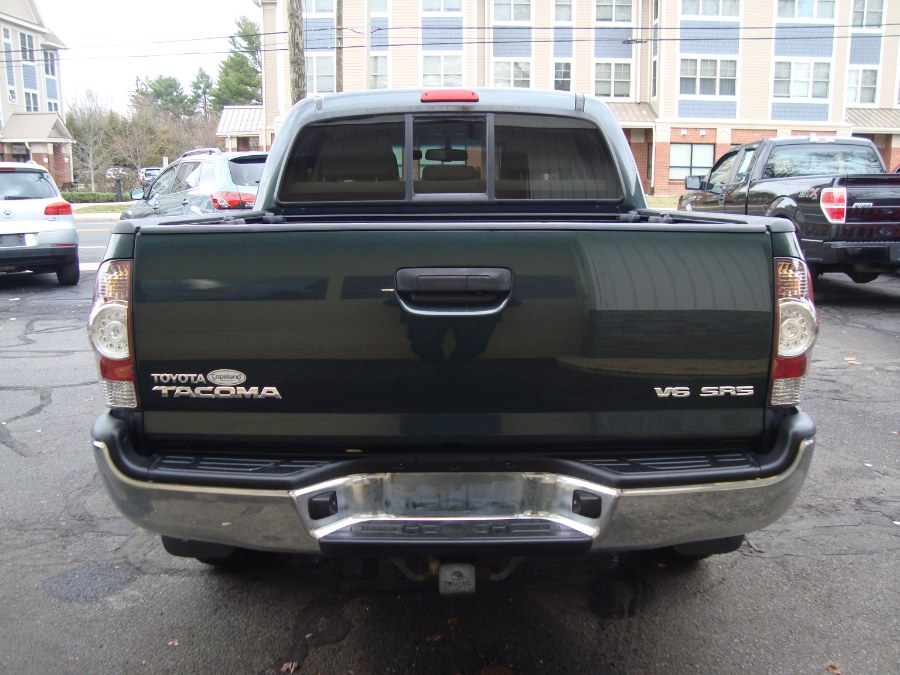 Used Toyota Tacoma 4WD Double V6 AT (Natl) 2009 | Yara Motors. Manchester, Connecticut