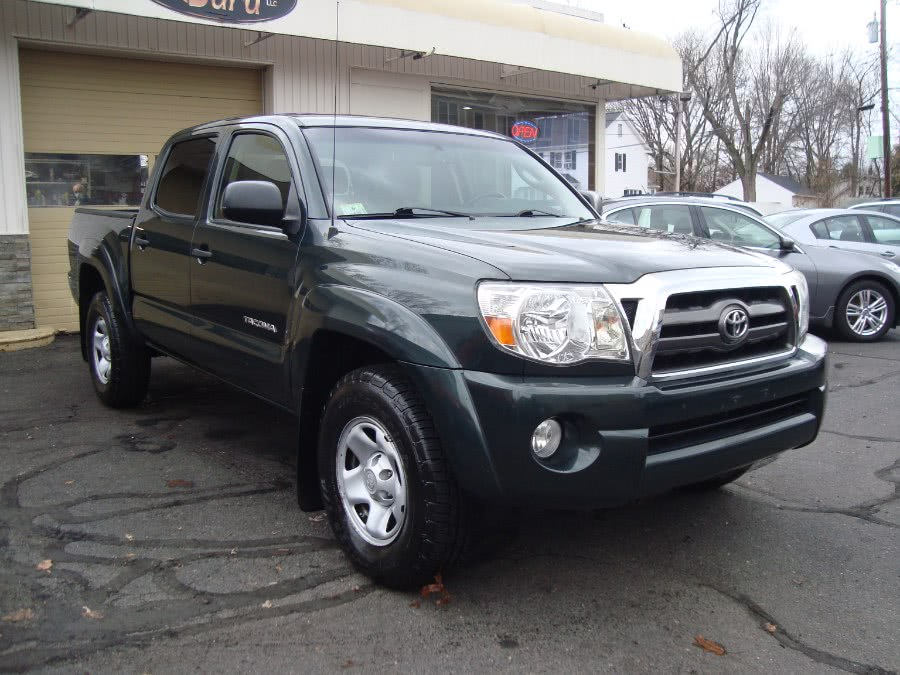 Used Toyota Tacoma 4WD Double V6 AT (Natl) 2009 | Yara Motors. Manchester, Connecticut