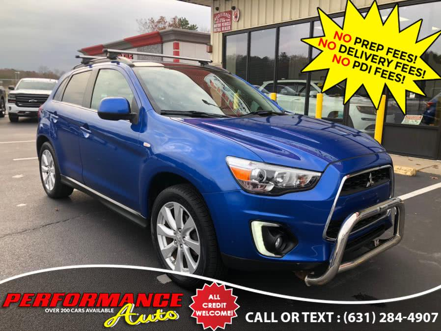 Used 2015 Mitsubishi Outlander Sport in Bohemia, New York | Performance Auto Inc. Bohemia, New York
