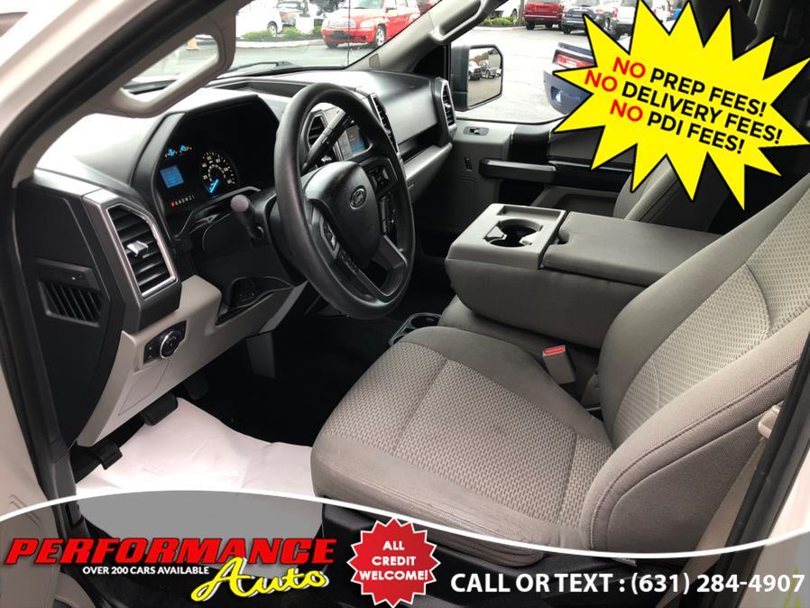 "Used Ford F-150 2WD SuperCrew 157"" XLT 2015 | Performance Auto Inc. Bohemia, New York"